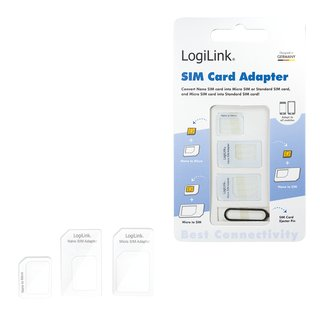 SIM-Karten Adapter Set
